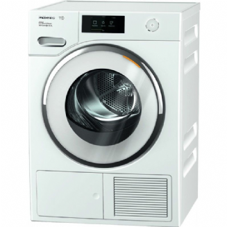 Miele TWR860WP Freestanding Condenser Heat Pump Tumble Dryer | White